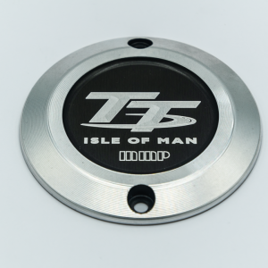 Left engine cover Triumph Isle of Man 2